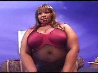 Crystal clear bbw dreams - Ebony bbw - big natural tits - crystal clear 2006