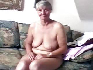 Omas dicke fette Eine Fette