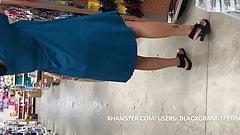 ¿Qué pasa abuelitas falda 2