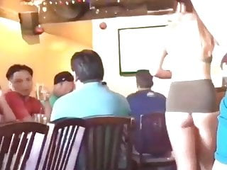 Nude bar florida Awesome waitress..semi nude bar