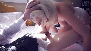 Jenna Ivory - Pinup Doll