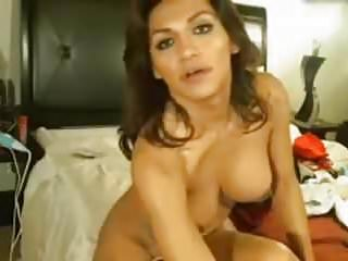 Real tranny tube Real tranny - big cock, tits shemale jerks off