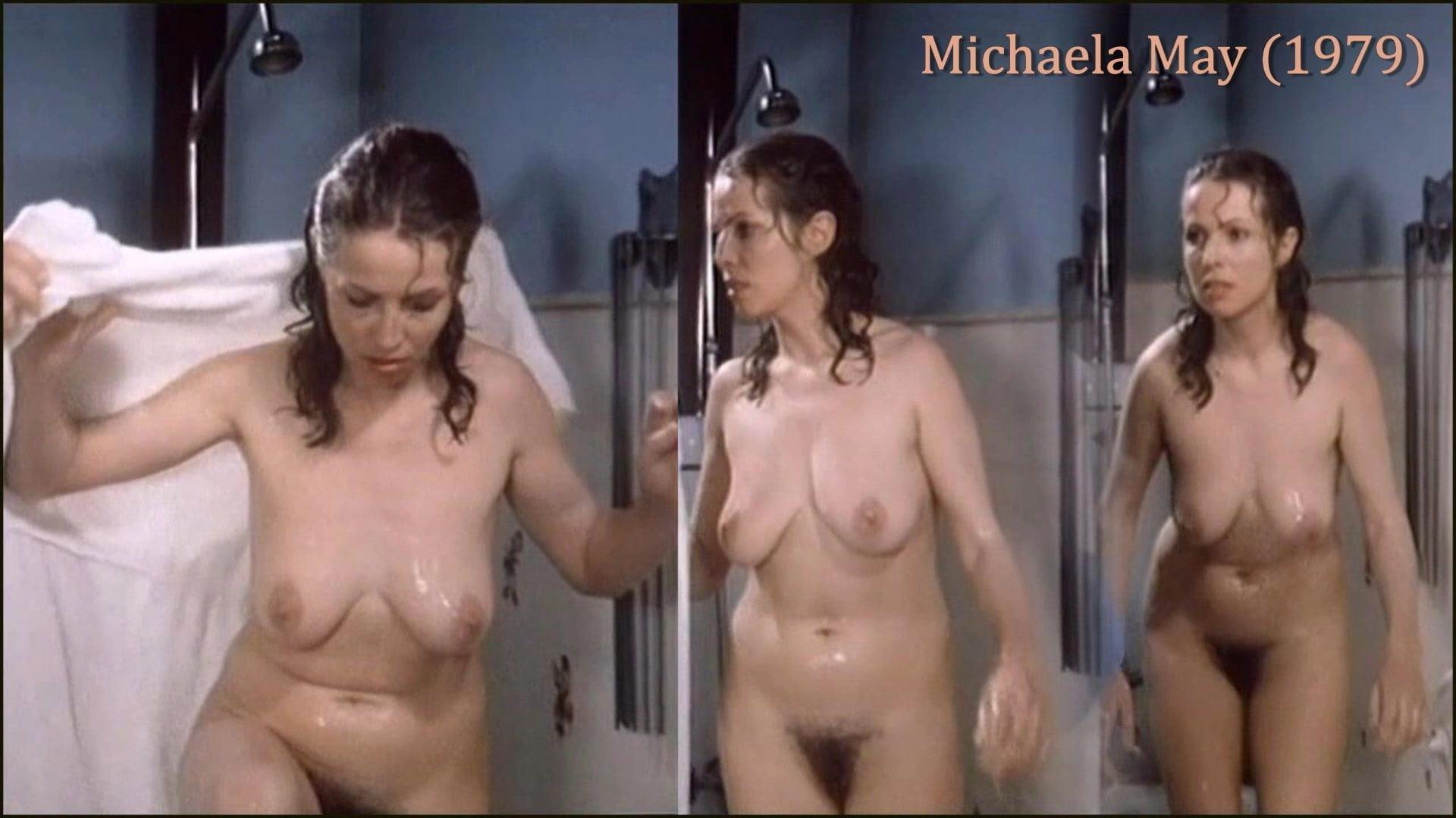 May nackt Michaela  Michaela May