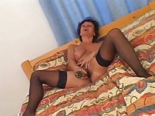 Mature chocolate apple butt - Hairy milf takes the sweet chocolate