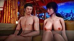 Wicked Rouge - Taking a bath with Nekomi (36)