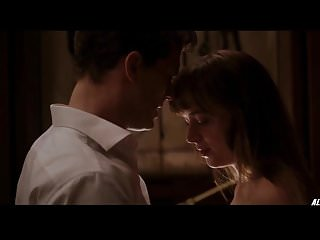 Dancing kym johnson tits Dakota johnson in fifty shades of grey