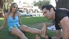 Kaylaa Rae Feet