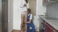 Geile Hausfrau