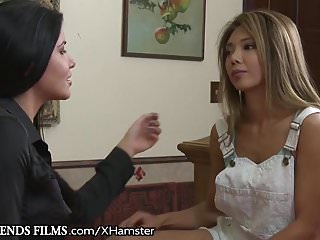 Redtube anime pleasure Ayumi animes new lesbian experience with milf romi rain