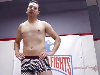Man wrestle nude Alexa nova nude wrestling win and strapon fuck of loser