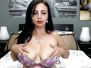 Hot sexy cougars Hot and sexy thick latina milf rosa 52 years old webcam show