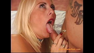 SPERM sucking NAKED Wives