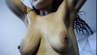 Fantastic shaking saggy boobs (short version)
