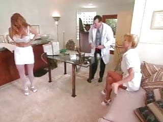 Gay stories the doctor - Two nurses doing the doctor