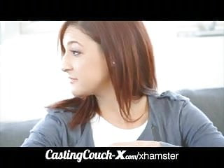 Teen couch auditions Casting couch anal audition video