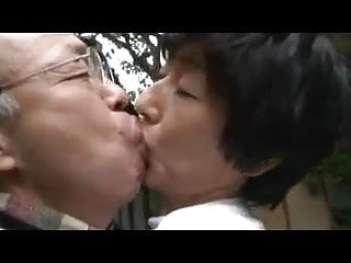 The house xxx - Jap grandma is the woman of the house m80