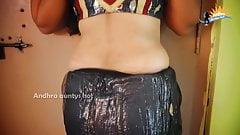Satin Silk Saree 377