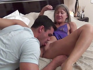 Russel and becky dick Leilani lei meets squirt russell