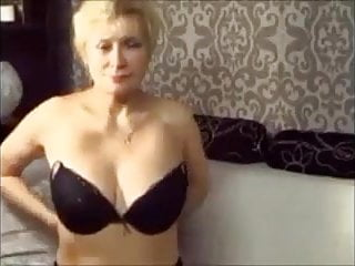 Ladys with boobs Wondrous blond haired slutty mature lady exposed boobs