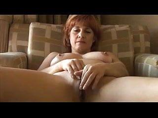 Redhead model female - Mature head 114 - female boss
