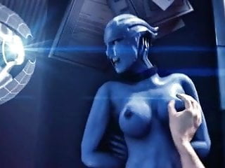 Mass effect nude scene pic Liara tsoni just want to have fun mass effect