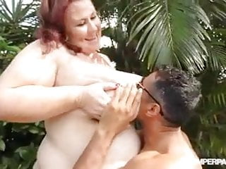 Sexy stacey lynn Sexy bbw lady lynn oiled and fucked by pool