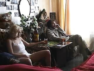 Russian home sex - Russian home sex couples on camera