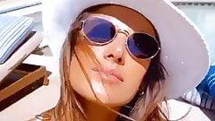 Alessandra Ambrosio - Bikini 7-6-2020