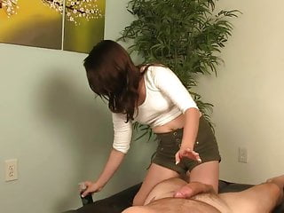 Teen wedge hells One hell of a massage