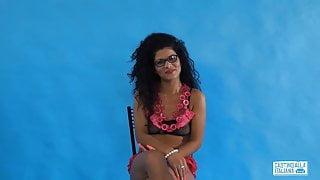 CastingAllaItaliana - Italian babe gets anal during casting