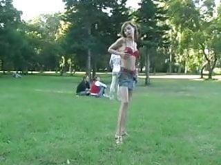 Anna kournakova bikini flash - Anna 03