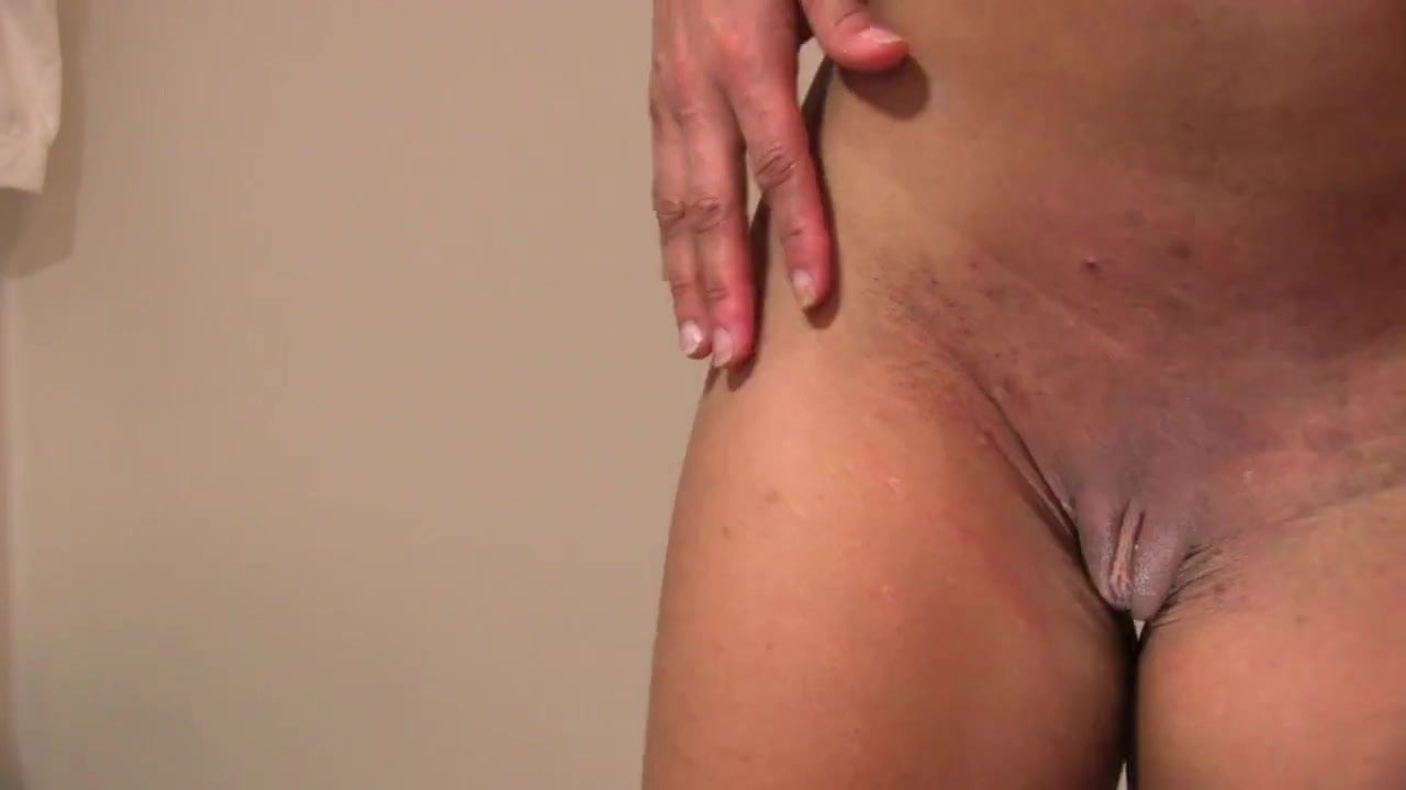 Naked waxing