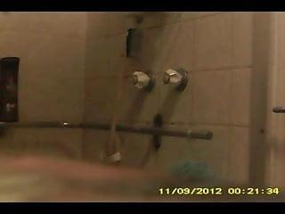 Breast cancer chain coach key - Spy key chain camera in bathroom