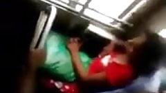 Sri lanka bus grope touch