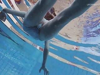 Bikini man tiny Anna netrebko skinny tiny teen underwater