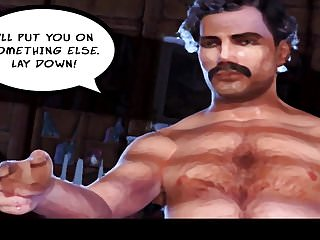 Free online adult video game - 3d narcos xxx game scenes compilation - play online