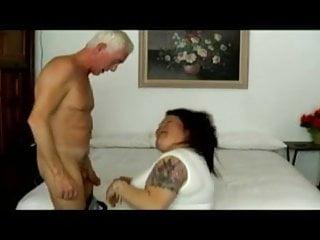 Chick fat porn - Old man fucks a fat chick