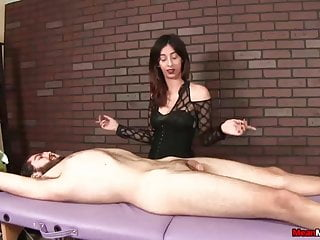 Handjob tickle video - Tickling and cock teasing