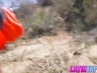 Long busty blonde riding tube Busty blonde latina luna star riding cock in the nature