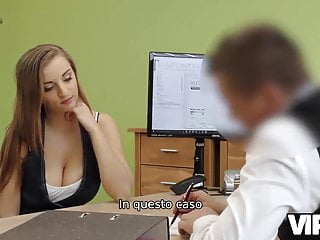 Titty fuck how - Vip4k. big-tittied chick knows how to earn good money quickl