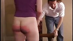 kathy spanked by Mr.dean