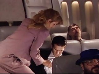 Xxx flight attendants - Loving flight attendant