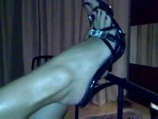 Fetish heel sexy - High heels feet foot - uzun topuklu olmazsa sexy olmaz