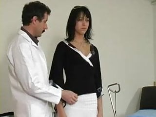 Doctor naked sex Humiliating examination, stripped naked, shaved and spanked