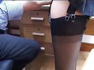 Fuck id like teacher - Schoolgirl likes it when the teacher licks her