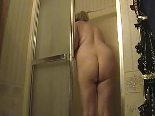 Grace kim nude photo - Kim nude in the shower.