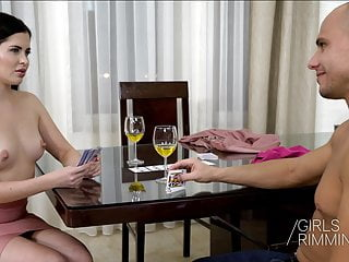 Poker porno - Girlsrimming - poker party anal