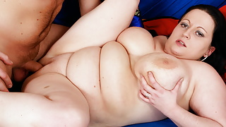 Chubby Busty Step Mom Seduced to Taboo Fuck by own Stepson