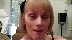 Melanie Sucks JJ's Cock