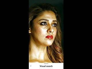 Nayanthara sexy stills Nayanthara cum tribute